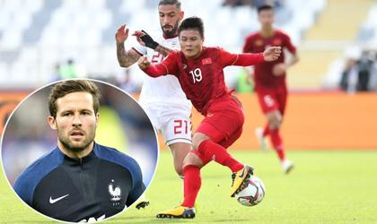 Tuyển thủ quốc gia,đội tuyển việt nam,asian cup 2019,asian cup