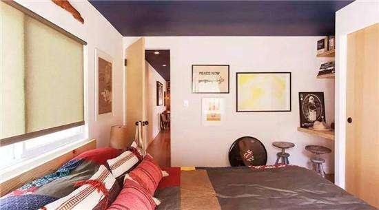 Phong thủy phòng ngủ, màu sắc chăn ga phòng ngủ, phong thủy