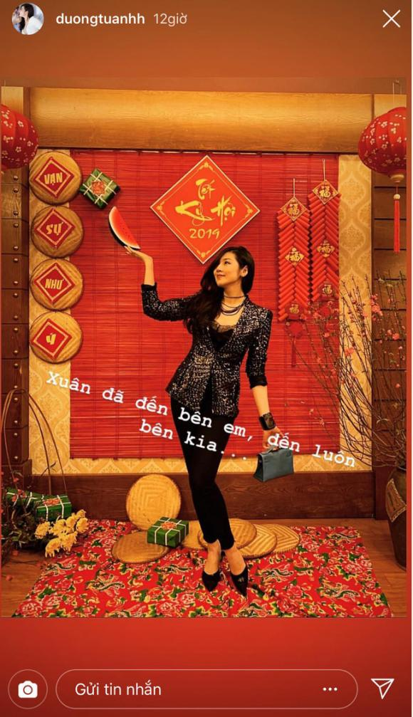 Tú Anh, Văn Mai Hương, sao Việt, á hậu tú anh