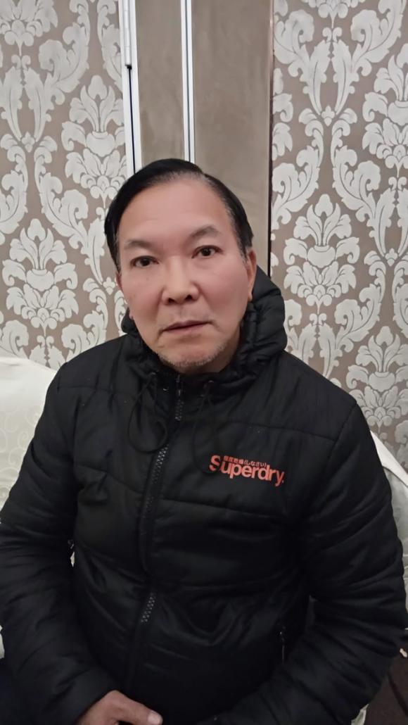 Lưu Hà Chí,diễn viên quần chúng TVB,sao TVB