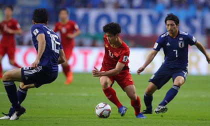 Đặng Văn Lâm, đội tuyển Việt Nam, Asian Cup 2019, đội tuyển Nhật Bản,Asian Cup