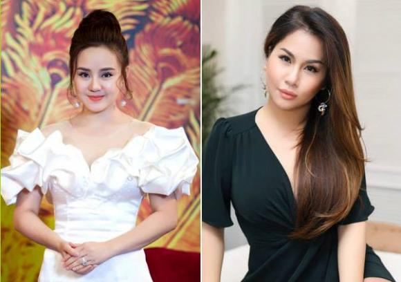 Minh Tuyết, Vy Oanh, Vy Oanh tố Minh Tuyết