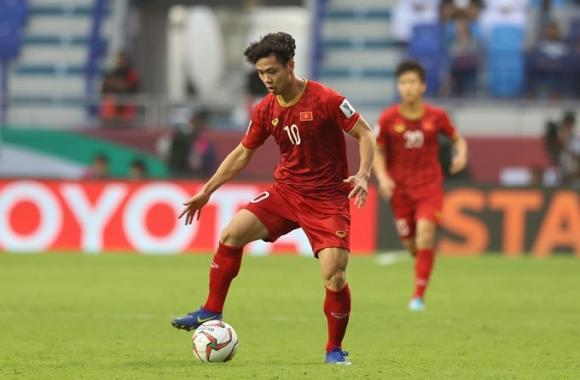 ĐT Việt Nam, Công Phượng, Asian Cup 2019