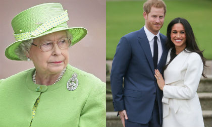 Hoàng tử Harry,Meghan Markle,Hoàng gia Anh