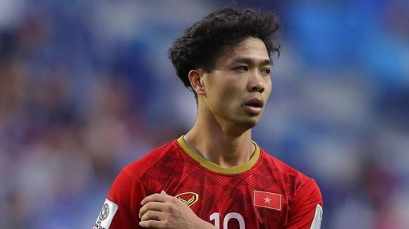 Công Phượng, HAGL, đội tuyển Việt Nam, Asian Cup 2019