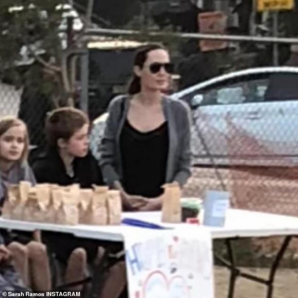 các con của Angelina Jolie, angelina jolie, sao hollywood