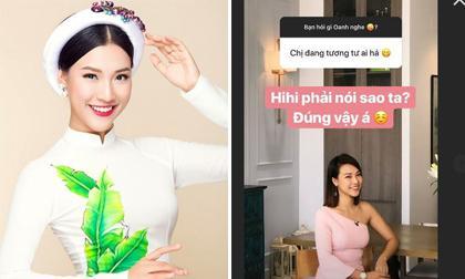 Á hậu Hoàng Oanh, fan Á hậu Hoàng Oanh, Hoàng Oanh có bạn trai