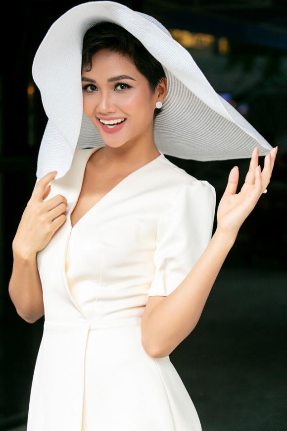 H'Hen Niê, hoa hậu H'Hen Niê, hoa hậu đẹp nhất thế giới 2018