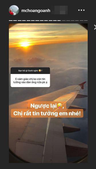 Hoàng Oanh, Huỳnh Anh, Á hậu Hoàng Oanh, sao Việt