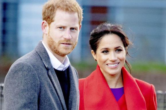 Hoàng gia Anh,nghi vấn Meghan mang thai giả,Meghan Markle