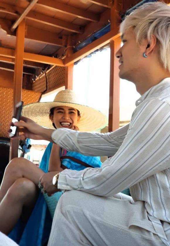 Mâu Thủy, Quang Vinh và Lý Quí Khánh, sao Việt