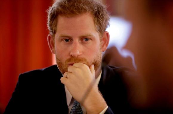 hoàng tử harry, công nương meghan markle, hoàng gia anh