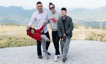 Jennifer Phạm, Bảo Nam, con quang dũng, con trai Jennifer Phạm