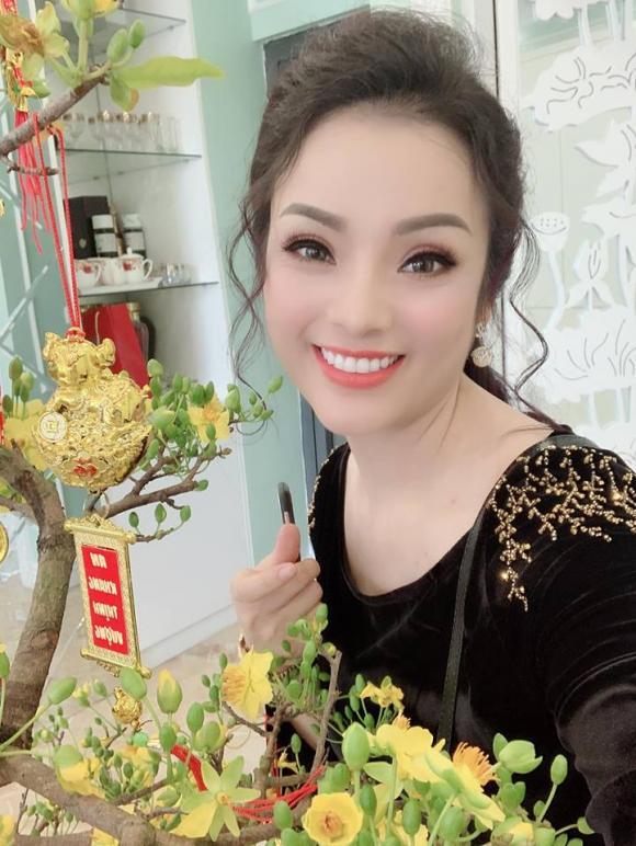 penthouse, ca sĩ Tân Nhàn, nhà của Tân Nhàn, sao Viêt, Tết nguyên đán 2019