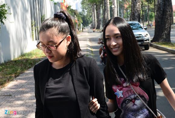Hoa hậu Phương Nga, Cao Toàn Mỹ, Trương Hồ Phương Nga