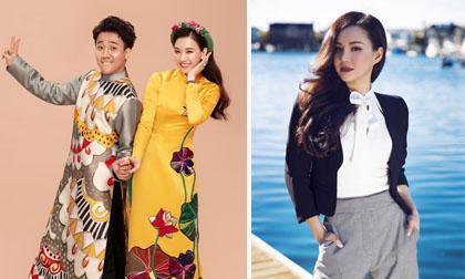 Tết nguyên đán, Hoa hậu Thu Hoài, sao Việt