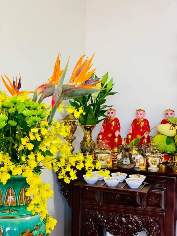 Thúy Nga,nhà sao,sao Việt