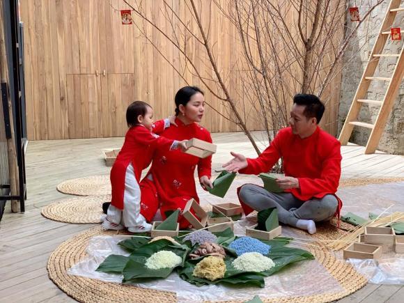 Phan Như Thảo,vợ chồng Phan Như Thảo,Tết Kỷ Hợi,Tết 2019