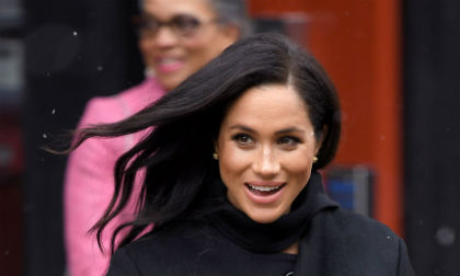Hoàng gia Anh,Camilla Parker,Meghan Markle
