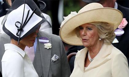 Hoàng gia Anh,Công nương Kate,Meghan Markle, kate middleton