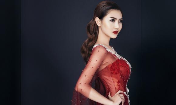Ngọc Duyên,  'Nữ hoàng sắc đẹp' Ngọc Duyên, bộ ảnh Ngọc Duyên