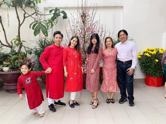 mỹ nhân Việt, sao Việt, áo dài Tết