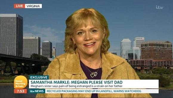 Hoàng gia Anh,Công nương Meghan Markle,chị gái Meghan Markle