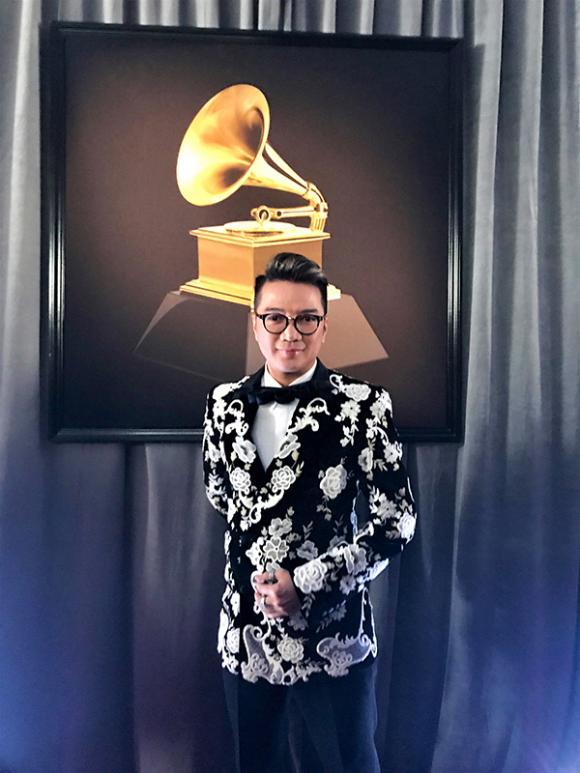Đàm Vĩnh Hưng, mr. đàm, Grammy lần thứ 61
