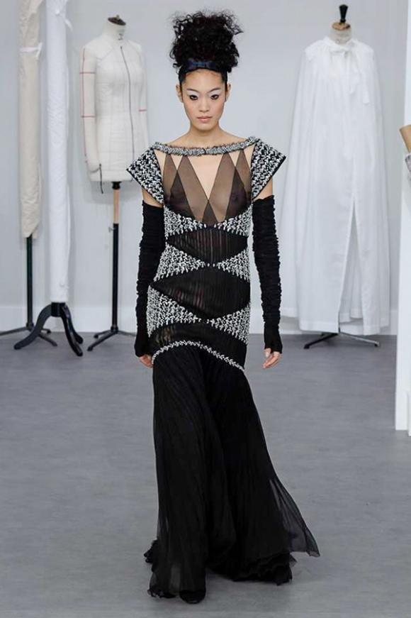 công trí, New York Fashion Week, show công trí,ntk công trí