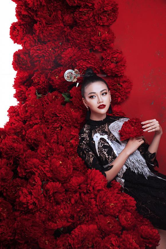 phương khánh, Hoa hậu Trái đất Phương Khánh