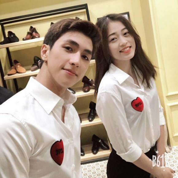 diễn viên Bình An, Á hậu Phương Nga, Bình An và Phương Nga, sao Việt