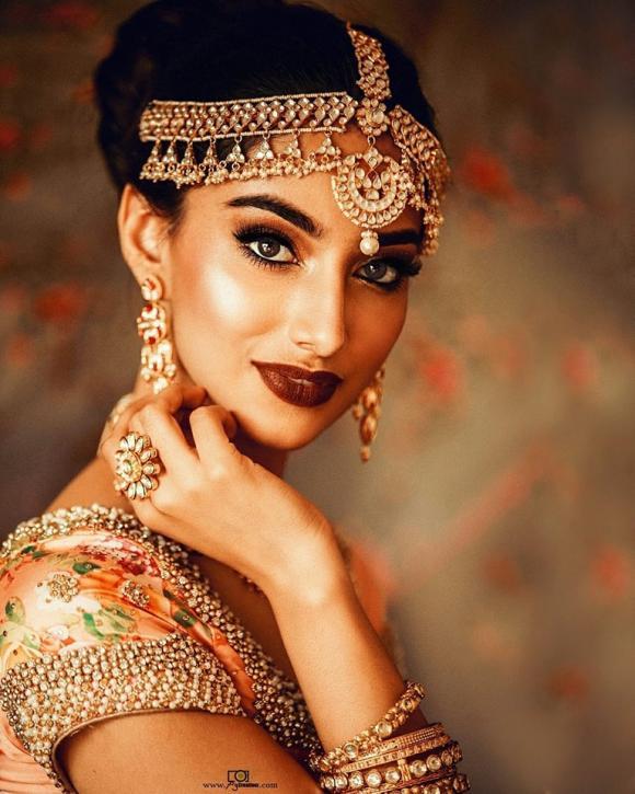 Meenakshi Chaudhary, Hoa hậu của các Hoa hậu, sao ngoại