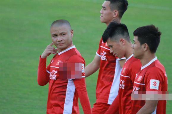 ĐT Việt Nam, ảnh chế cầu thủ ĐT Việt Nam, cầu thủ bị hói đầu