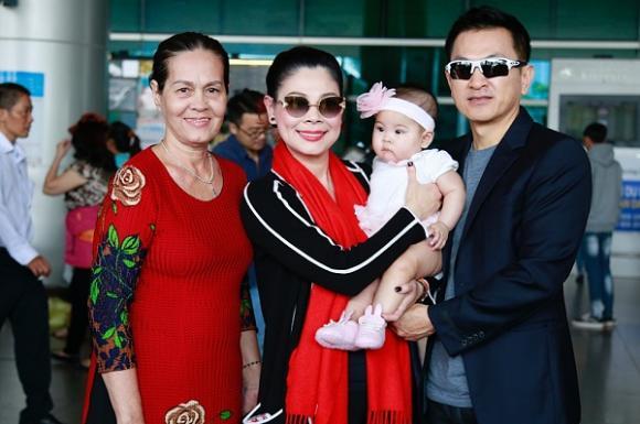 Thanh Thảo, con gái Thanh Thảo, sao việt