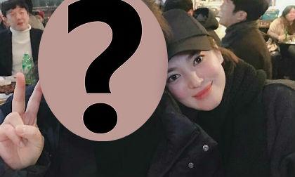 Song Hye Kyo,Karl Lagerfeld,sao qua đời