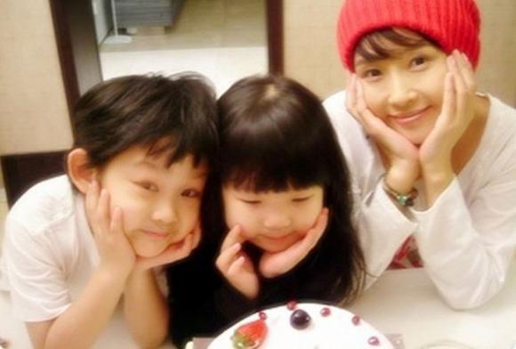 Choi Joon Hee, con  Choi Jin Sil