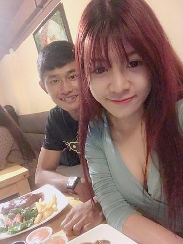 Đặng Văn Lâm, bạn gái Đặng Văn Lâm, Yến Xuân