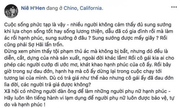 Hoa hậu H'Hen Niê, MC Phan Anh, vụ án nữ sinh giao gà bị sát hại