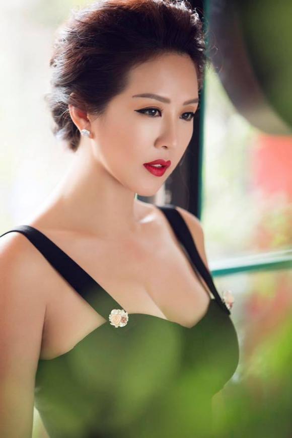 Hoa hậu Thu Hoài, chồng Hoa hậu Thu Hoài , sao việt