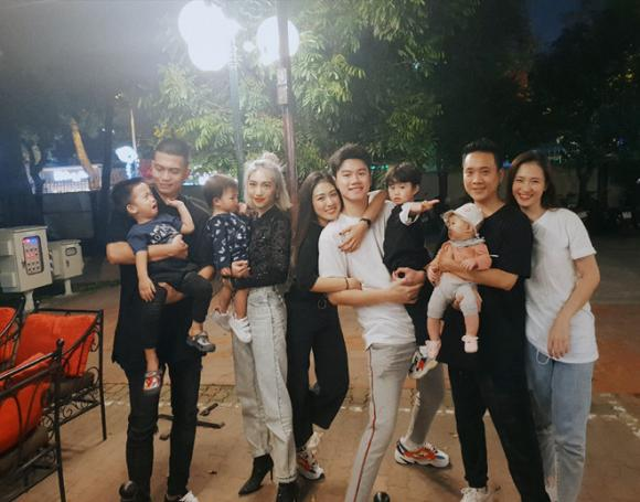 Big Daddy, Emily, Justatee, Trang Lou