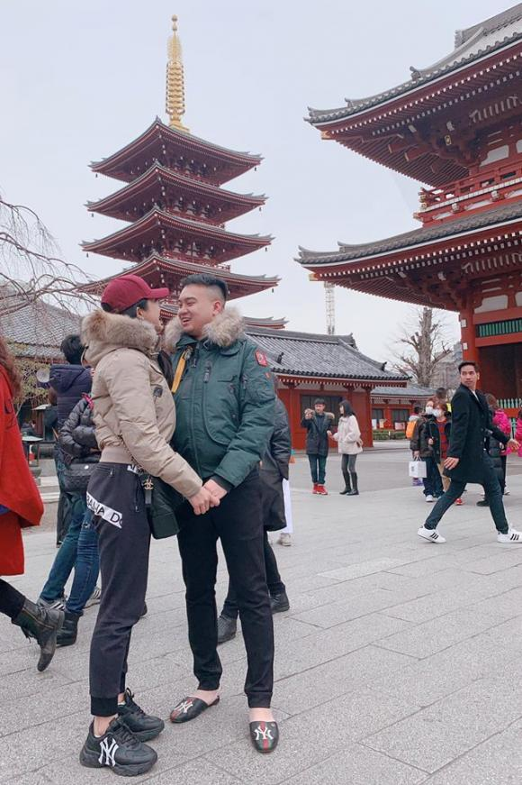 Diệp Lâm Anh,  Diệp Lâm Anh du lịch, du lịch Nhật Bản