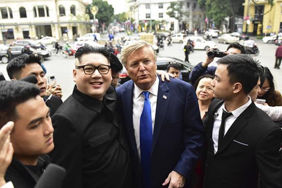 Kim Jong-un, Trump,  Hà Nội, Triều Tiên, thượng đỉnh Mỹ Triều