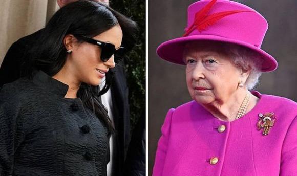 Hoàng gia Anh,Nữ hoàng Anh,Meghan