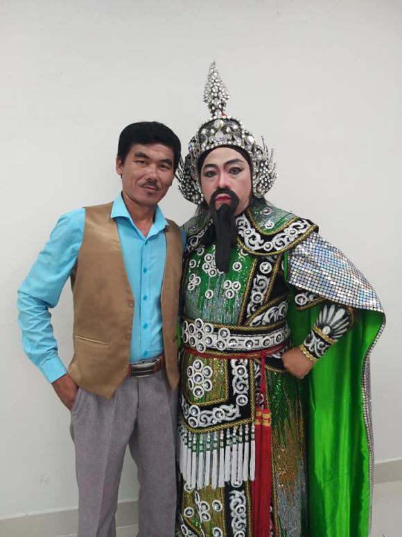 Dương Quốc Huê, Minh Hoà, nghệ sĩ cải lương