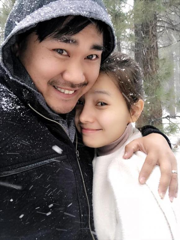 Khánh Hiền, diễn viên Khánh Hiền, Khánh Hiền du lịch mỹ