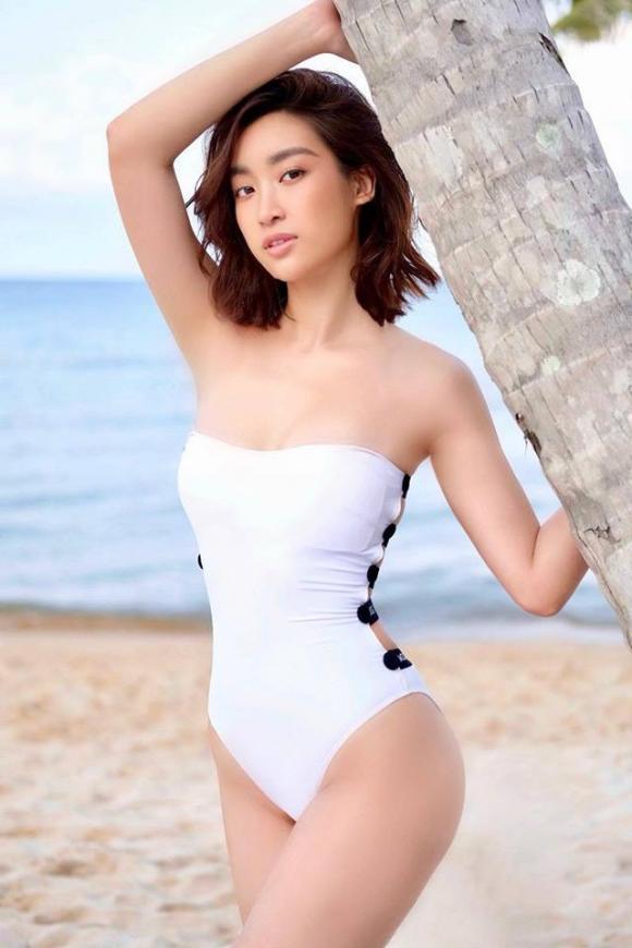 Hoa hậu Đỗ Mỹ Linh, hoa hậu Việt Nam 2016, áo tắm