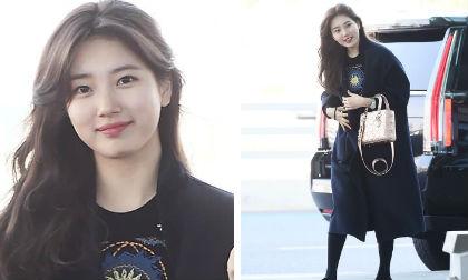 thời trang của Suzy, suzy, sao hàn