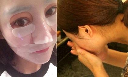 sai lầm khi rửa mặt, lưu ý khi rửa mặt, rửa mặt sai cách có thể bị hói đầu