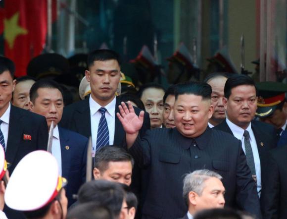 Kim Jong Un,Chủ tịch Kim Jong Un,Hội nghị thượng đỉnh Mỹ Triều Tiên