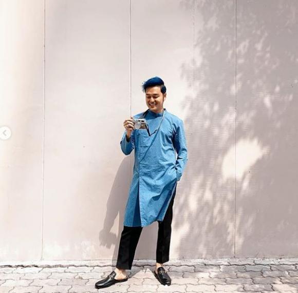 Quang Vinh, Quang Vinh nhuộm tóc, kiểu tóc Quang Vinh